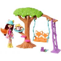 Mattel Enchantimals domácí pohoda