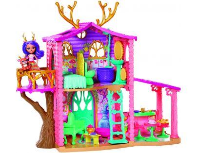 Mattel Enchantimals Jelení dům