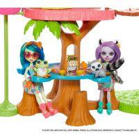 Mattel Enchantimals kavárna v džungli 4