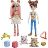 Mattel Enchantimals čarovné príbehy medvedík