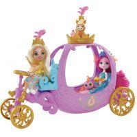 Mattel Enchantimals kráľovský kočiar