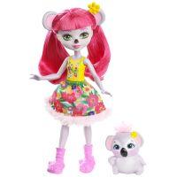 Mattel Enchantimals panenka a zvířátko Karina Koala a Dab