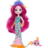 Mattel Enchantimals panenka a zvířátko Maura Mermaid a Glide