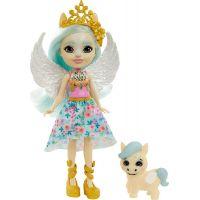 Mattel Enchantimals panenka a zvířátko Paolina Pegasus a Wingley