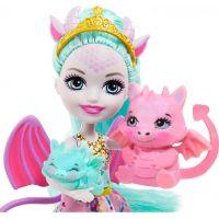 Mattel Enchantimals rodinka Draci 2