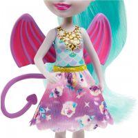 Mattel Enchantimals rodinka Draci 3
