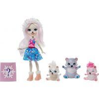 Mattel Enchantimals rodinka medvedíky