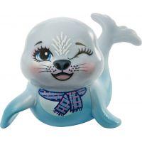 Mattel Enchantimals zvířecí kamarád Blubber
