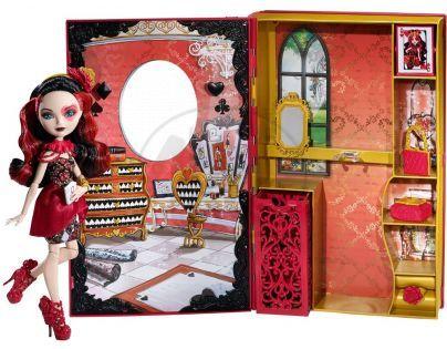 Ever After High Bouřlivé jaro - Lizzie Heart (Mattel CDM54)