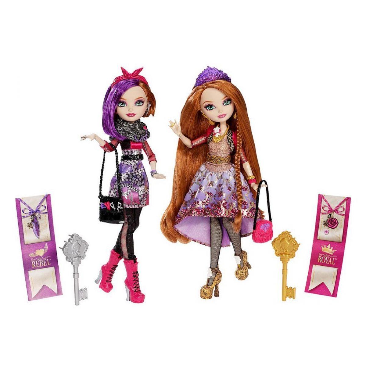 Mattel Ever After High Dlouhovlásky O'Hair (MATTEL BJH20)