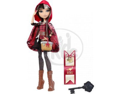 Mattel Ever After High Rebelové - Cerise