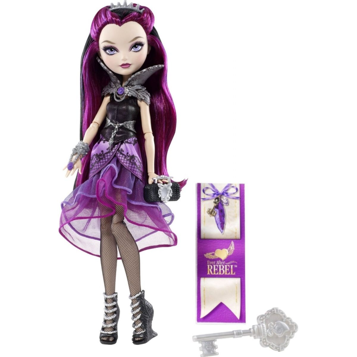 Mattel Ever After High Rebelové - Raven
