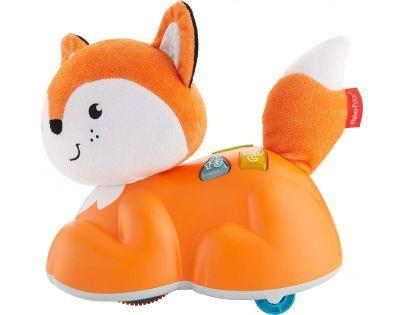 Mattel Fischer Price lezeme s liškou CZ