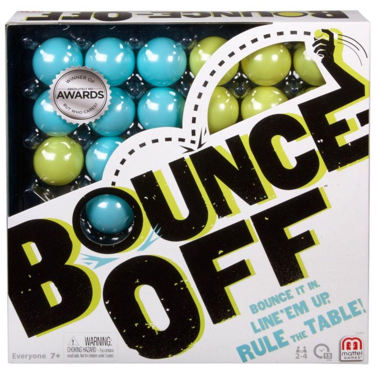 Bounce off (MATTEL CBJ83)