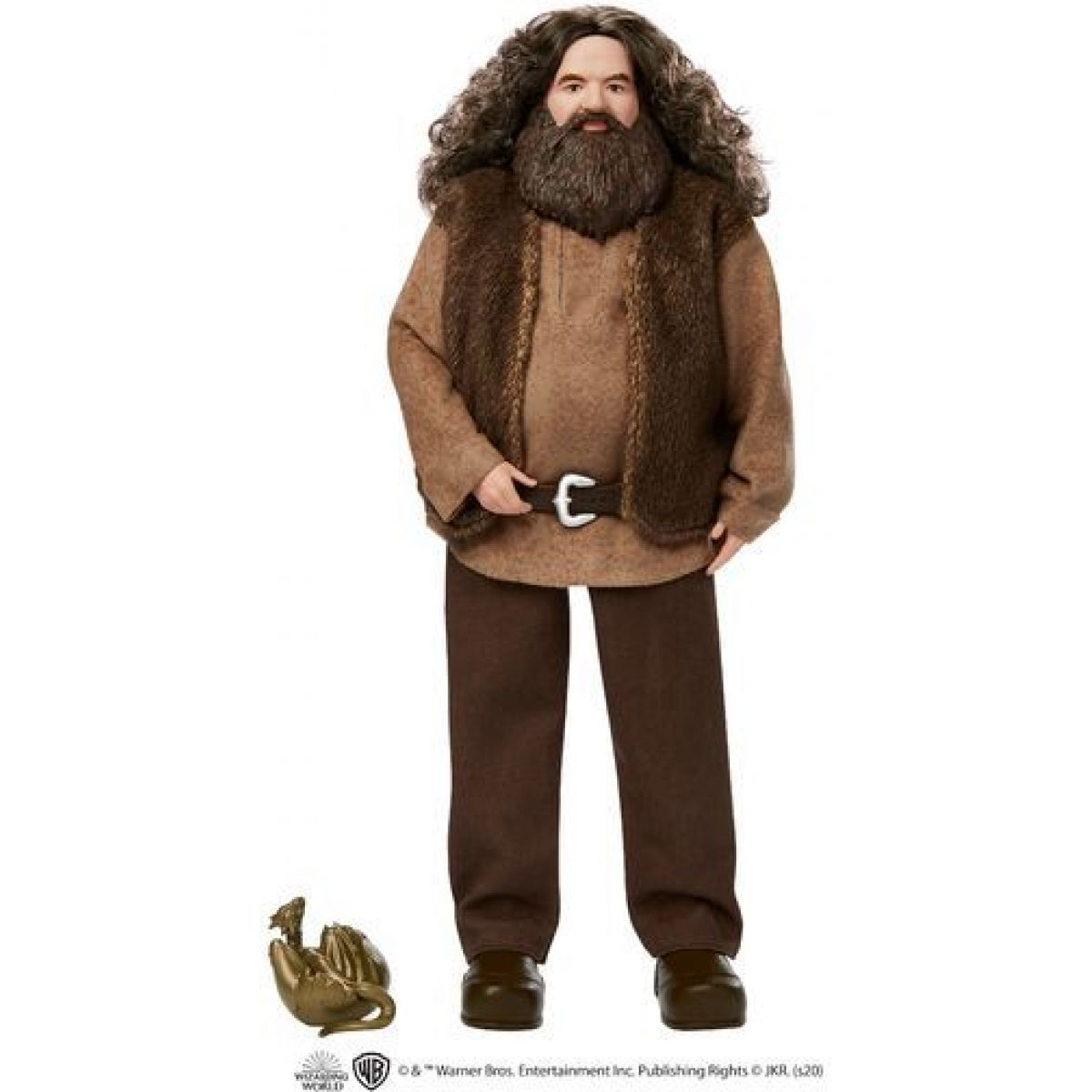 Mattel Harry Potter Hagrid panenka