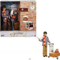 Mattel Harry Potter na nástupišti