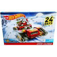 Mattel Hot Wheels Adventní kalendář