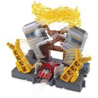 Mattel Hot Wheels City Postav město Závodní depo