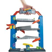 Mattel Hot Wheels city prenosná garáž 3