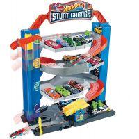 Mattel Hot Wheels city prenosná garáž 2