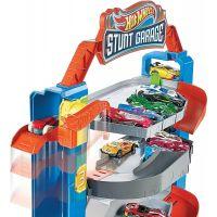 Mattel Hot Wheels city prenosná garáž 4