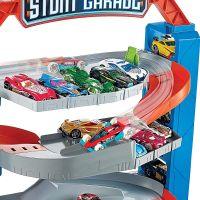 Mattel Hot Wheels city prenosná garáž 5