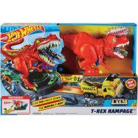 Mattel Hot Wheels city T-Rex řádí 4