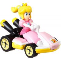 Mattel Hot Wheels Mario Kart angličák Peach