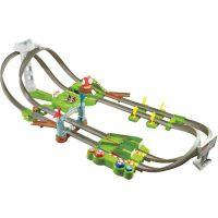 Mattel Hot Wheels Mario Kart dráha závodní okruh