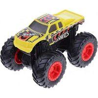 Mattel Hot Wheels monster trucks velká srážka Crash Recruit