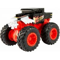 Mattel Hot Wheels monster trucks velká srážka Bone Shaker