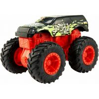 Mattel Hot Wheels monster trucks velká srážka Splatter Time