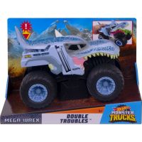 Mattel Hot Wheels monster trucks velké nesnáze Mega Wrex