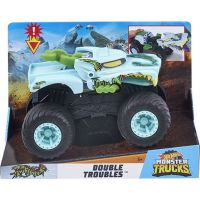 Mattel Hot Wheels monster trucks velké nesnáze Hotweiler