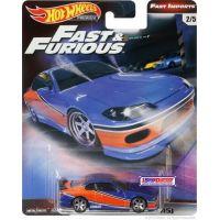 Mattel Hot Wheels prémiové auto Rychle a zběsile Nissan Silvia S15