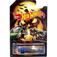 Mattel Hot Wheels tematické auto Halloween Rigor Motor