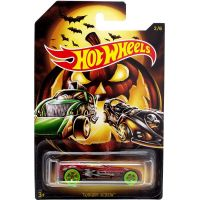 Mattel Hot Wheels tématické auto Halloween Torque Screw
