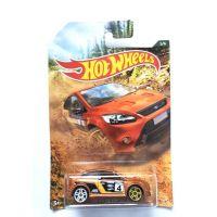 Mattel Hot Wheels Tématické auto Klasická kolekce 09 Ford Focus RS