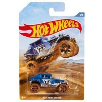 Mattel Hot Wheels tématické auto Klasická kolekce Baja Bone Shaker