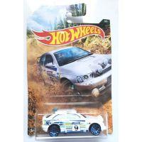 Mattel Hot Wheels Tématické auto Klasická kolekce Ford Escort