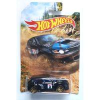 Mattel Hot Wheels Tématické auto Klasická kolekce Subaru WRX STI