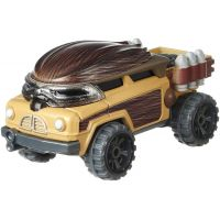 Mattel Hot Wheels Tématické auto Star Wars Chewbacca