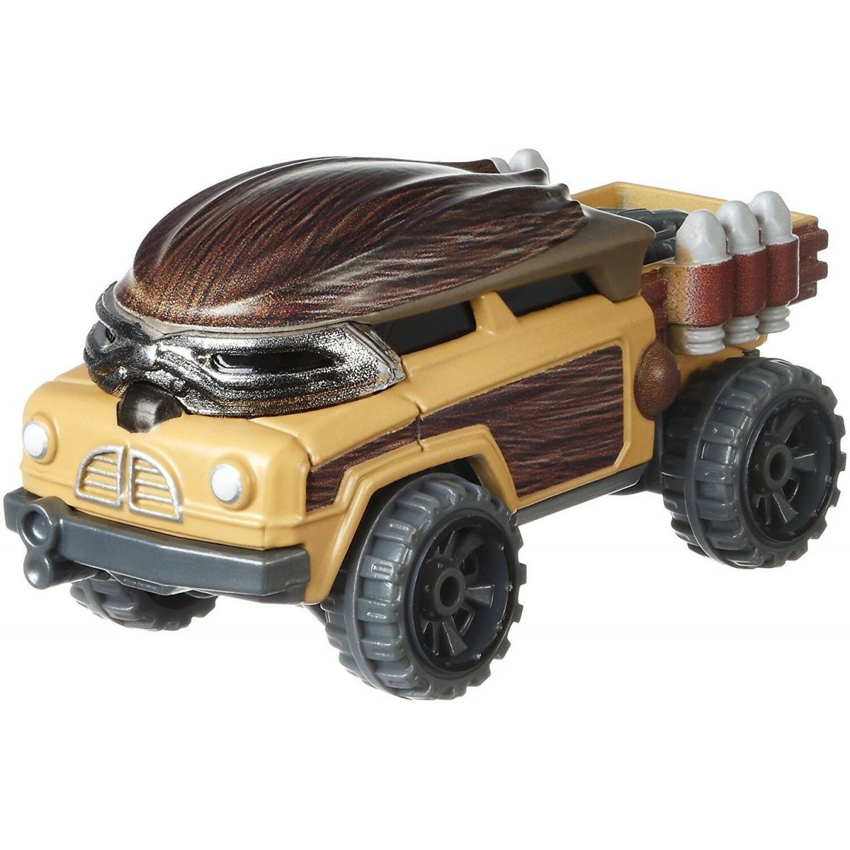 Mattel Hot Wheels Tématické auto Star Wars Chewbacca