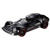 Mattel Hot Wheels Tématické auto Star Wars Darth Vader