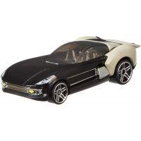 Mattel Hot Wheels Tématické auto Star Wars QI'RA