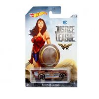 Mattel Hot Wheels tématické auto Justice League Maximum Leeway