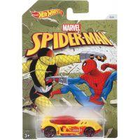Mattel Hot Wheels tématické auto Marvel Spiderman Golden Arrow