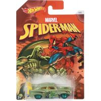 Mattel Hot Wheels tématické auto Marvel Spiderman Jaded