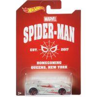 Mattel Hot Wheels tématické auto Marvel Spiderman Scoopa Di Fuego