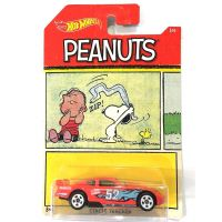 Mattel Hot Wheels tématické auto Peanuts Circle Tracker